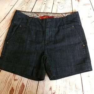One 5 One Jean Shorts